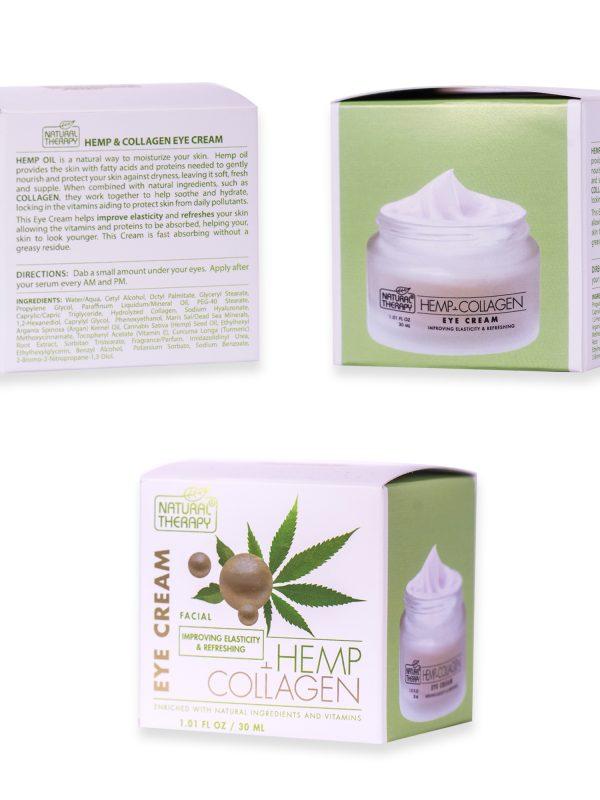Hemp & Collagen Eye Cream